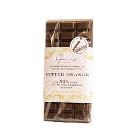 Zartbitter Schokolade Bitter Orange