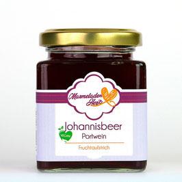 Fruchtaufstrich Johannisbeere - Portwein