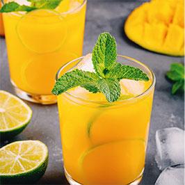 Früchtetee  Mango and Friends