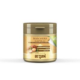 Masque nourrissant à l'huile d'argan pour cheveux 200 ml