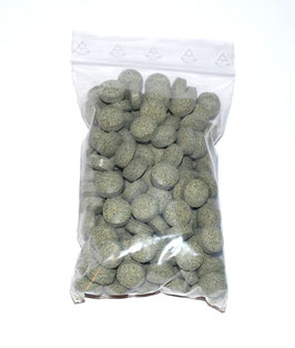 Bodentabletten (grün) 100g