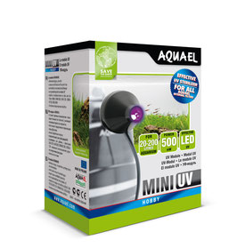 AQUAEL MINI UV LED Sterilisator 1 Watt