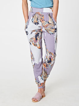 Printed Bamboo Trousers