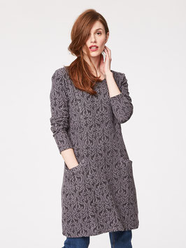 Jacquard Organic Cotton Dress