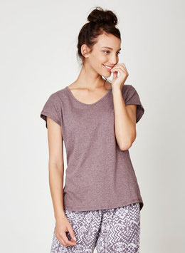 Organic Cotton Top Thistle
