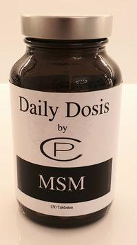 MSM 750mg Tabletten 150Stück