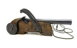 Vogelschreck / Wilderer Kanone