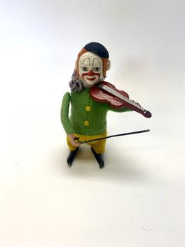 Schuco Clown mit  Geiger Nr. 4
