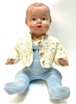 Alte Puppe , nicht gemarkt
