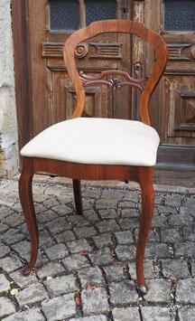 Biedermeier Stuhl von ca. 1850 Jhr.