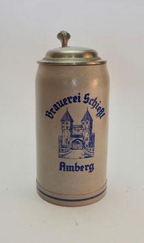 Alter Bierkrug Schießl