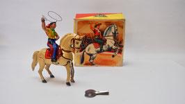 Köhler Pferd mit Cowboy Nr.2