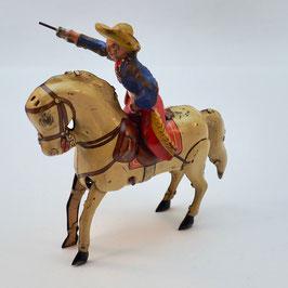Köhler Cowboy mit Pferd Nr.1