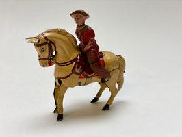 Köhler Pferd mit Cowboy Nr. 7