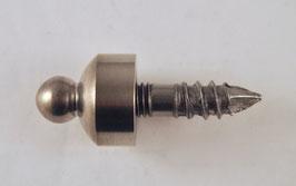 Zierschraube, Ziermutter, Edelstahl M8