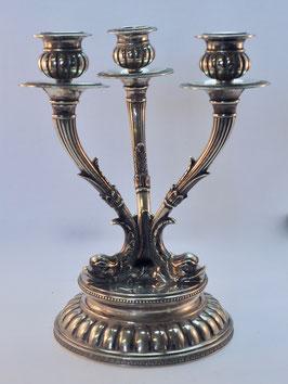 Kerzenleuchter Silber