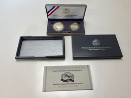 Silber Gedenkmünzen USA