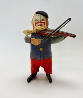 Schuco Clown mit  Geiger Nr. 3