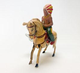 Köhler Pferd mit Indianer Nr.11