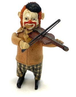 Schuco Clown mit Geiger Nr.5