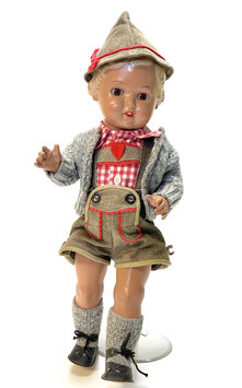 Schildkröt Puppe Hans