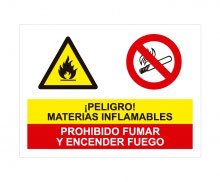 MATERIAS INFLAMABLES