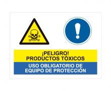 PRODUCTOS TÓXICOS EQUIPO DE PROTECCIÓN