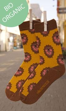 Igel Socken Damen BIO
