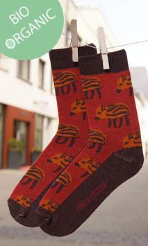 Wilde Wutz Socken Damen BIO