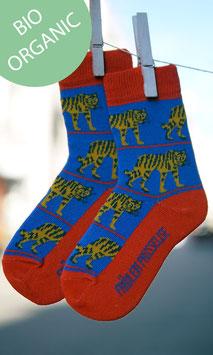 Tiger Socke Kind