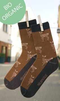 Reh Socken Damen BIO