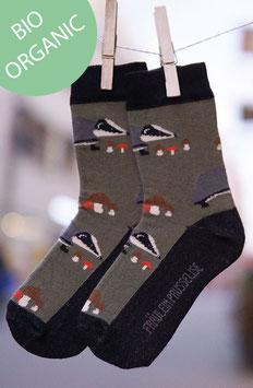 Frechdachs Socke Kind