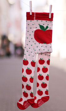 Kinderstrumpfhose Äpfelchen