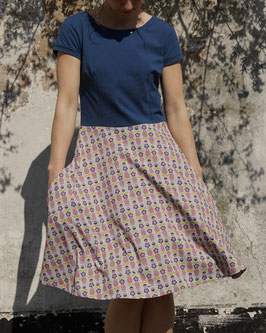 Princess Kleid Tulpe oder Schildkröte