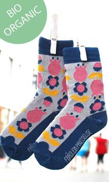 Tulpe Socke Damen BIO