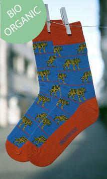Tiger Socken Damen BIO
