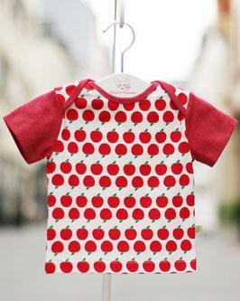 T-Shirt Apfel -bio&fair-