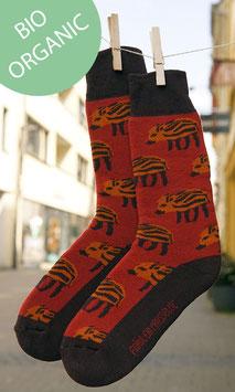 Terry Sock Ladies Wildsau