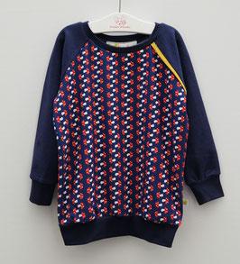 Sweater mit Pilz oder Karo