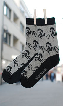 Tigerpferd Socken