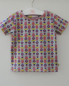 T-Shirt Schildkröte oder Tulpe