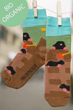 Maulwurf Socken Damen BIO
