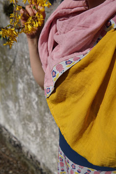 Damen Schal, Stilltuch, Sonnensegel.... -Tulpe
