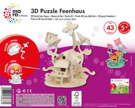 3D Puzzle Feenbaumhaus