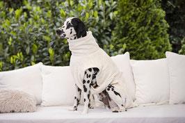 Hundebademantel aus Bio-Baumwolle von Lill´s