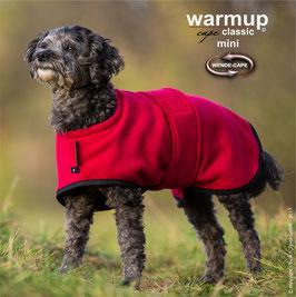 Hundebademantel warmup Cape Classic von Actionfactory