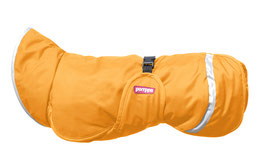 Sale Wintermantel Toppa von Pomppa gelb 52cm