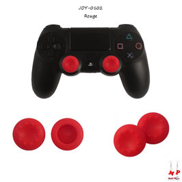 Grips de protection en silicone pour joysticks de manettes PS3/ps4/Xbox 360/Xbox One/Wii U