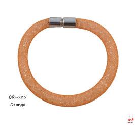 Bracelet Stardust fil de nylon et fermoir aimanté