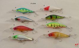 Leurre poisson nageur 8,9 cm